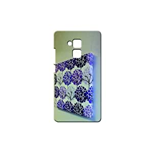 Bluedio Designer Printed Back case cover for Huawei Honor 5C - G4549