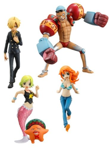Half Age Characters One Piece Vol.3 (8pcs)