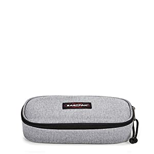 Eastpak Oval Single Trousse, 22 cm, Sunday Grey