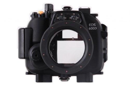 Voking Camera Waterproof Case Vk-600d For Canon Eos 600d Digital Slr Camera