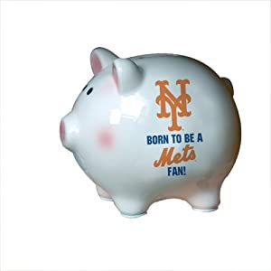 MLB New York Mets Born to be Piggy Bank