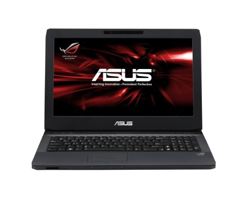 ASUS G53SX-A1 15.6-Inch Gaming Laptop - Republic of gamers (Black)