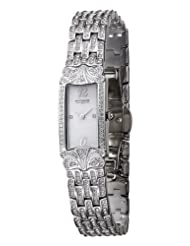 Wittnauer Women's 10L106 Krystal Collection Genuine Swarovski Crystal Accented Watch