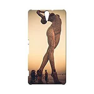 BLUEDIO Designer Printed Back case cover for Sony Xperia C5 - G6565
