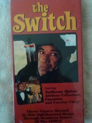 The Switch [VHS] [Import]