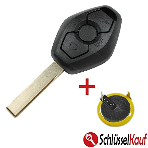 schlusselkauf-chiave-di-ricambio-per-bmw-e39-e46-e53-e60-e65-x5-hu92-3-tasti-1-batteria-lir2025