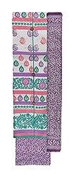 Vidhi Collection Women's Cotton Unstitched Dress Material (Purple)