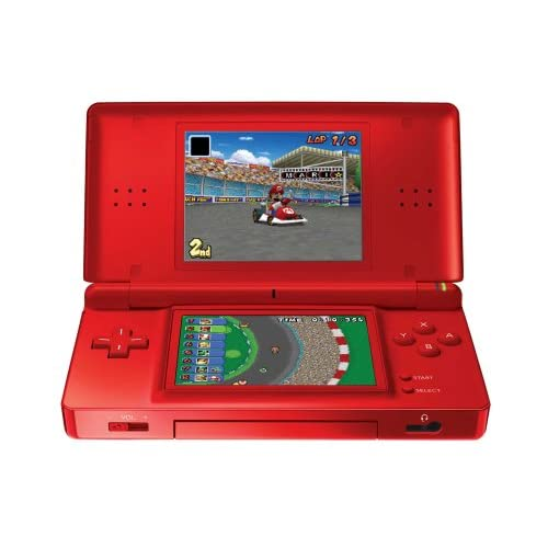 Nintendo DS Lite rot