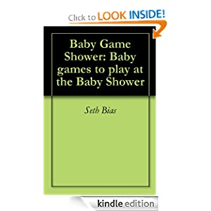 Ba|||Game Shower: Ba|||games to play at the Ba|||Shower Seth Bias