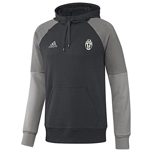 Adidas Juve Hd Swt Top Maglietta, Uomo, Grigio (Griosc/Grpuch/Grpumg), L