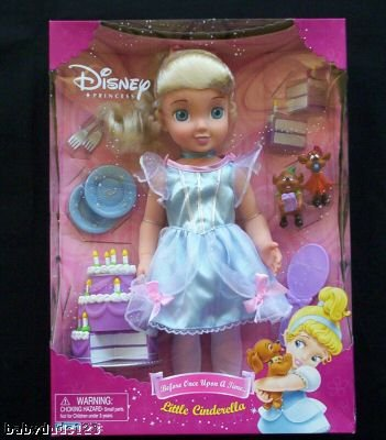 Disney Little Princess Before Once Upon A Time - Little Princess Cinderella - 16
