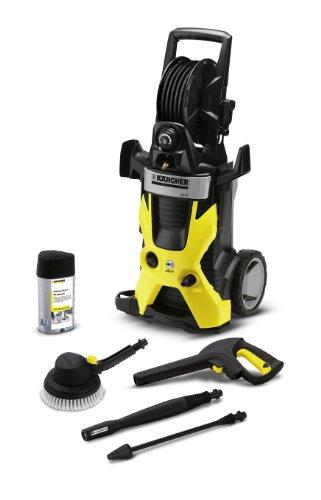 ケルヒャー 高圧洗浄機 静音 水冷式 世界初 K5.900サイレント  黄色