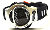 Formula Racer Kids Watch With Cap,Flag and Binoculars