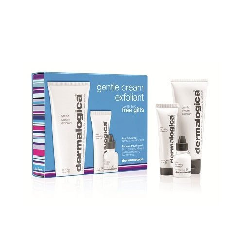 Dermalogica Gentle Cream Exfoliant Gift Set 3 Piece Set