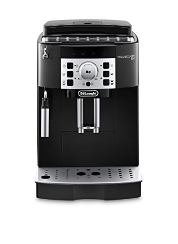 Delonghi ECAM22110B Super Automatic Espresso, Latte and Cappuccino Machine, Black (Delonghi Magnifica Espresso Maker compare prices)