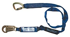 FallTech 8241 WrapTech 6-Foot Shock Absorbing Lanyard