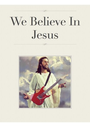 We Believe In Jesus PDF