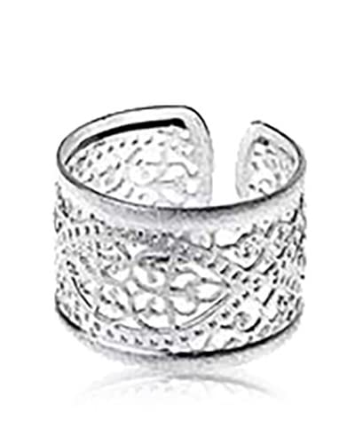 Majique Ring versilbert