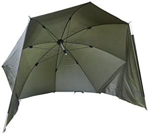 Zebco Brolly 250 Umbrellas/Tents/Chairs/Bed - Green