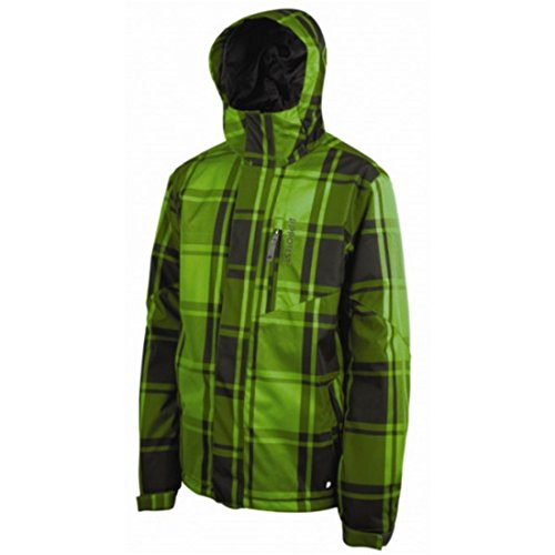 Giacca Protest Flint - Lattuga Verde Green X-Large