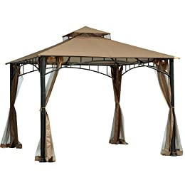 Summer Veranda Gazebo Canopy From Target Gazebos