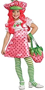 Strawberry Shortcake Deluxe Costume Toddler from Rubies