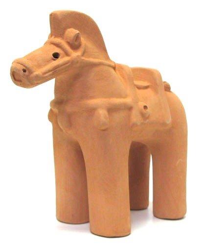 宮崎県 民芸品 手作り はにわ 埴輪 馬