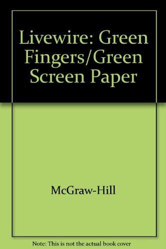 Livewire: Green Fingers/Green: Green Fingers/Green Screen Paper, Buch