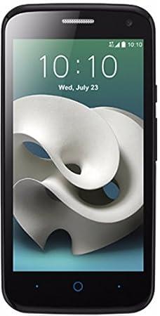 ZTE Blade A430 Smartphone débloqué (Ecran: 4.5 pouces) Noir (import Italie)