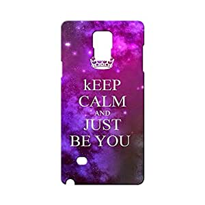 BLUEDIO Designer Printed Back case cover for Samsung Galaxy Note 4 - G5591