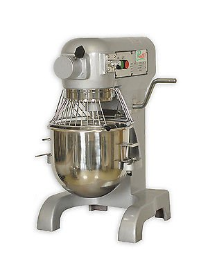 Presto PM-10 Stainless Steel Mixer, 10 quart Capacity, 13