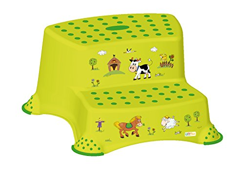 Funny Farm Double Step - Green 1542.274 By Happy Friends