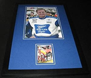 Autographed Rusty Wallace Photograph - Framed 11x17 Display Miller High Life Light -... by Sports Memorabilia