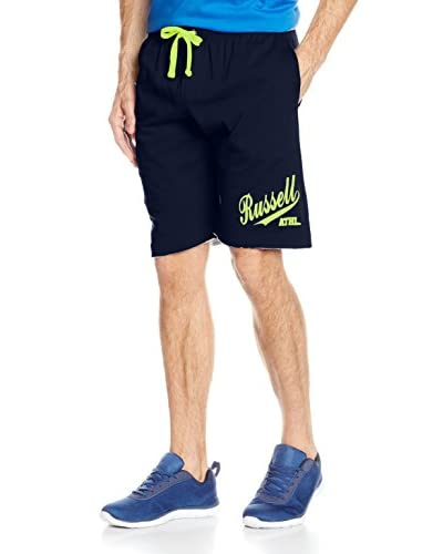 Russell Athletic Bermuda Blu Navy XL