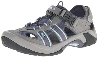 Teva Women's Omnium Sandal,Slate,5 M US