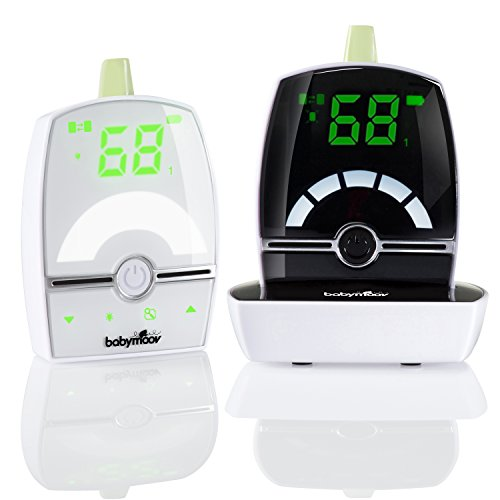 Babymoov PREMIUM CARE DIGITAL GREEN - Black and White - 1