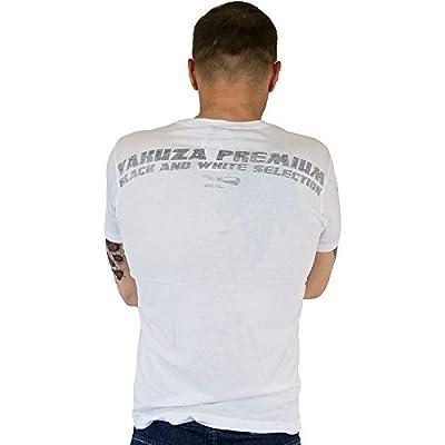 T-shirt Yakuza Premium Selection BW0002 white