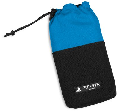 Officially Licensed 4Gamers Clean 'n' Protect Kit - Blue (PlayStation Vita) from Accessories 4 Technology