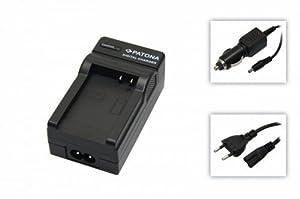 PATONA Akku-Ladegerät für Nikon EN-EL12 black