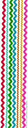 Martha Stewart Crafts Stickers, Felt Border Strips