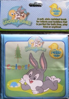 Baby Looney Tunes Bugs Bunny Bubble Book front-915144