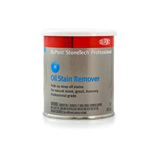 StoneTech EX6-16 1-Pint Oil Stain Remover for Natural Stone