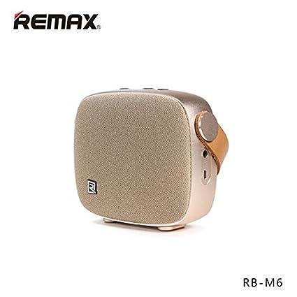 Remax RB-M6 Bluetooth Speaker