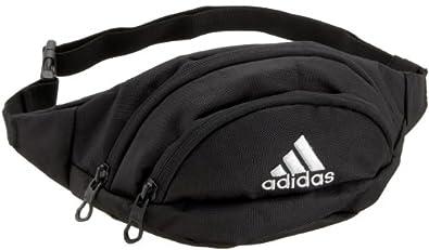 Amazon.com: adidas Rand Waist Pack,Black,one size: Sports