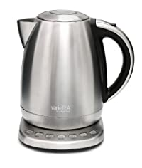 Adagio Teas 57 oz. varieTEA Variable Temperature Electric Kettle