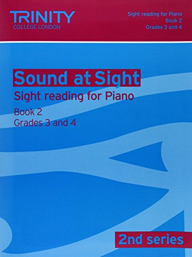 Sound at Sight Piano (Sound at Sight: Sample Sightreading Tests Second Series)