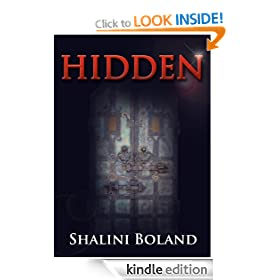 HIDDEN (Marchwood Vampire Series Book 1)