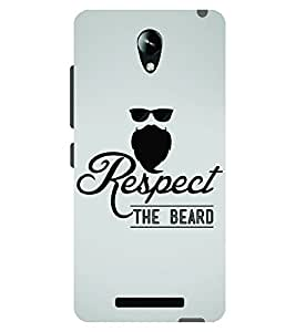 Voodoo Printed Back Cover For Micromax Canvas 6 Pro E484