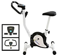 Get Gym Master Heavy Duty Exercise Bike - (Black) On sale-image