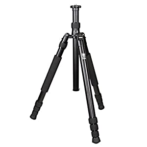 SIRUI N-1004 4 Section Aluminum Tripod, Supports 26 lbs., Max Height 61